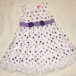 Little girls sz18/24 months children's place dress